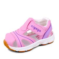 宝宝凉鞋男女夏季机能鞋步运动凉鞋透气