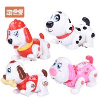 儿童玩具唱歌男孩走路男宝宝智力女孩电动玩具小狗狗3-4周岁1-2