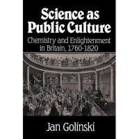 【预订】Science as Public Culture: Chemistry and