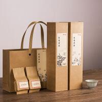 茶叶礼盒空盒 伴手礼包装盒通用