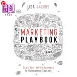 【中商海外直订】Marketing Playbook: Scale Your Online Business to O