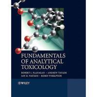 【预订】Fundamentals Of Analytical Toxicology