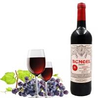 柏翠 1600元/瓶 莫埃尔正牌干红葡萄酒 法国原装进口 750ml