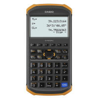 卡西欧fx-FD10Pro三防工程测量中文编程计算器5800计算机升级版