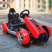 新款大型科幻儿童电动车可坐人双驱动卡丁车男女小孩可驾驶摩托车宝宝遥控发光玩具车大电瓶童车