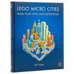 【中商原版】乐高微型城市:打造你自己的迷你都市 英文原版 LEGO Micro Cities: Build Your