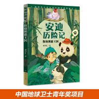 安迪历险记:探秘熊猫王国(国内首部原创自然科普童话,为孩子打开看世界的窗口。让自然陪伴童年,用故事守护地球,愿大自然永远