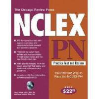 【预订】The Chicago Review Press NCLEX-PN Practice Test and