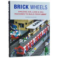 Brick Wheels 积木轮子 乐高积木书
