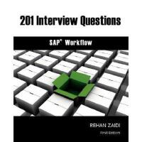 【预订】201 Interview Questions - Workflow