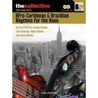 【预订】Afro-Caribbean & Brazilian Rhythms for the Bass: The