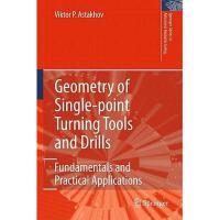 【预订】Geometry of Single-Point Turning Tools and Drills: