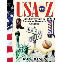 【预订】USA to Z: A Celebration of American Popular Culture