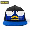 巴拉巴拉男童休闲帽子儿童春装2018新款中大童鸭舌帽韩版棒球帽潮