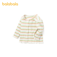 【券后预估价:58.4】巴拉巴拉宝宝针织上衣婴儿外套女童衣服2021新款洋气童装甜美可爱夏