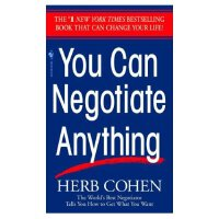 预售 You Can Negotiate Anything 英文原版 谈判宝典