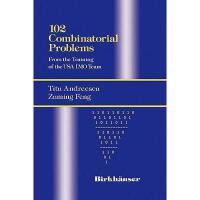 【预订】102 Combinatorial Problems: From the Training of the