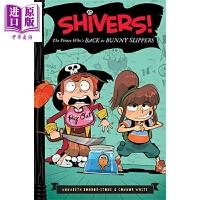 【中商原版】抖笑小海盗2 Shivers!The Pirate Who's Back in Bunny Slippers