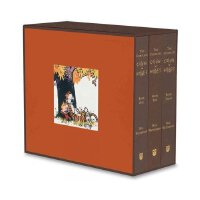The Complete Calvin and Hobbes (Calvin & Hobbes) (v. 1, 2, 3