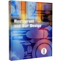 【全新现货】酒吧与餐厅设计2 Restaurant and Bar Design Ⅱ酒吧和咖啡馆 商业空间 室内装修装饰