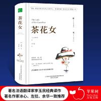 茶花女中小学课外阅读名著未删减插图珍藏版全译本
