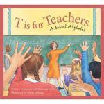 【预订】T Is for Teachers: A School Alphabet