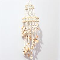 贝壳风铃天然贝壳风铃特色手工艺品贝壳风铃 挂饰品创意生日礼物