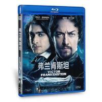 正版现货包发票欧美蓝光 弗兰肯斯坦 DVD 蓝光高清BD50 含花絮