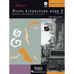 【预订】Piano Literature - Book 2: Developing Artist