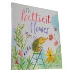 英文原版The Prettiest Flower漂亮的花 绘本
