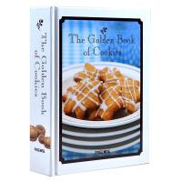 GOLDEN BOOK OF COOKIES,THE 金色的饼干 甜点制作 超大视图 烘焙书籍 英文原版