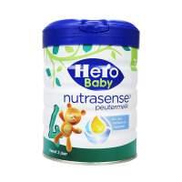 原装进口 保税仓发货Hero Baby 荷兰 美素白金版婴幼儿配方牛奶粉4段 2岁以上正品保障