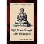 【预订】SQL Made Simple... by Examples