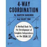 【预订】4-Way Coordination: A Method Book for the