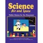 【预订】Science Air and Space: Folder Games for the