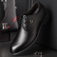 宜驰 EGCHI 正装商务男士工作休闲上班皮鞋子男 K61663
