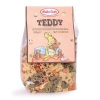 黛乐意大利面 宝宝面条 意面 儿童婴儿辅食 泰迪熊卡通造型 250g