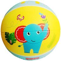幼儿园专用皮球拍拍球宝宝球类充气玩具 5号球22cm儿童篮球