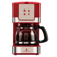 咖啡机家用全自动迷你小型蒸气滴漏式