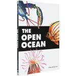 The Open Ocean 海底动物之美 英文原版 STEM科普立体大翻翻书