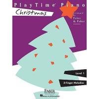 【预订】PlayTime Piano, Level 1, Christmas