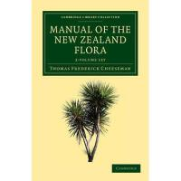 【预订】Manual of the New Zealand Flora 2 Part Set