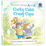 幼儿园里的26个开心果:疯狂帽子乐园 Animal Antics A to Z : Corky Cub's Crazy