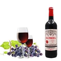 柏翠 880元/瓶 莫埃尔庄园干红葡萄酒 法国原装进口 750ml