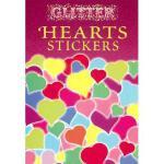 【预订】Glitter Hearts Stickers