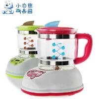 小白熊 恒温调奶器/新生婴儿冲奶器/多功能液晶调乳器HL0687颜色*