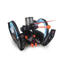亲子互动对战全地形星际遥控汽车玩具机变神兽电动遥控机器人