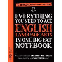 【预订】Everything You Need to Ace English Language Arts in One