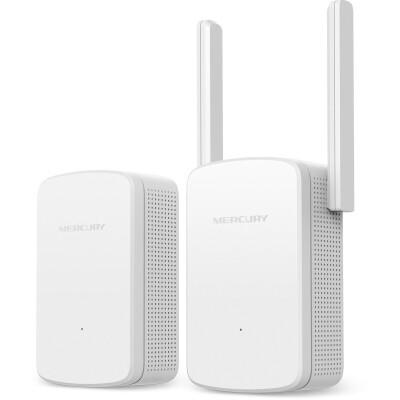 水星wifi电力猫无线路由器套装家用电力线适配器智能穿墙王光纤宽带信号扩展器一对iptv连接无需布线MP1 免去布线烦恼,可连接7个扩展器大面积覆盖