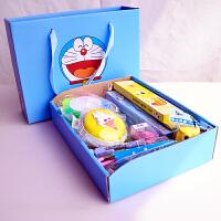 小学生儿童节文具套装礼盒迪士尼卡通六一大礼包孩子生日礼物文具礼盒包邮